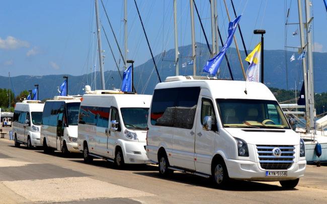 Chondrogiannis Tours Corfu Transfers 02