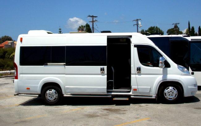 Chondrogiannis Tours Corfu Transfers 151