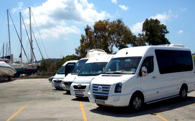 Chondrogiannis Tours Corfu Transfers 154
