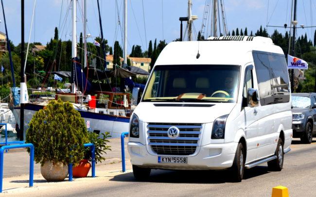 Chondrogiannis Tours Corfu Transfers 50