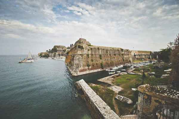 chondrogiannis tours corfu sightseeings old fortress